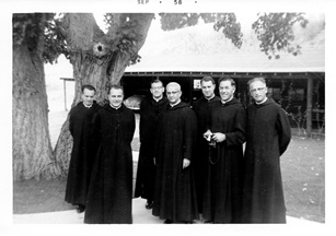 1958 – Portola Valley, CA – The Benedictines of the Woodside Priory School