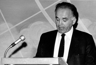 1970 – Bremen  – Germany – Official speech for the Jubilee of the Olbers Society