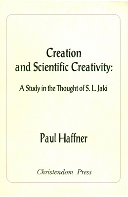 Haffner Creation and Scientific Creativity 1991 Cover